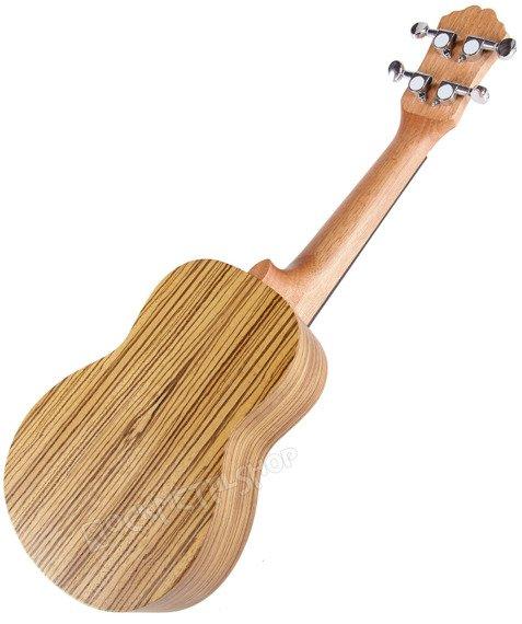 ukulele sopranowe MELLOW Zebrano UKS-ZB