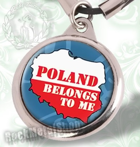 wisior POLAND - BELONGS TO ME