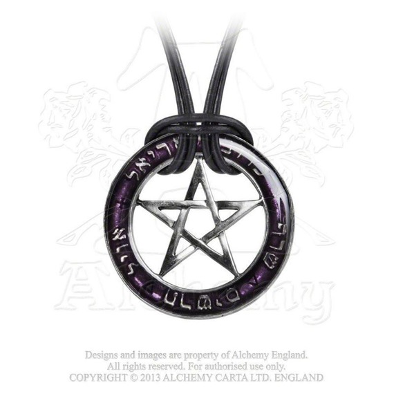 wisior SEAL OF THE SEPHIROTH