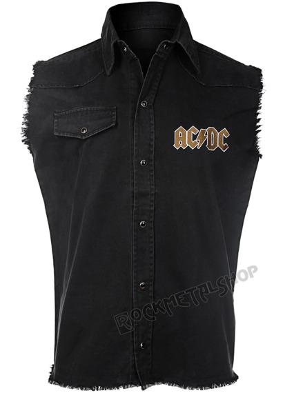 workshirt AC/DC -IN ROCK WE TRUST