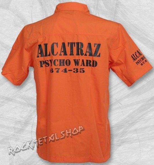 workshirt ALCATRAZ PSYCHO WARD