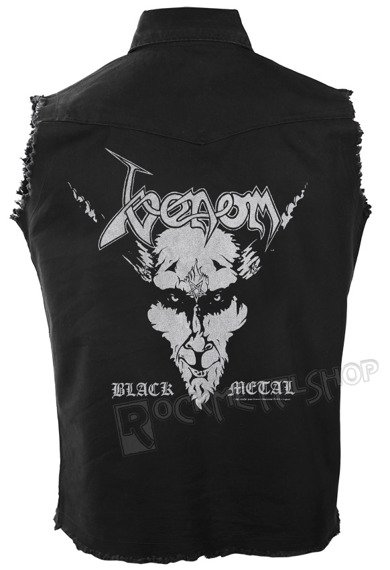 workshirt VENOM - BLACK METAL