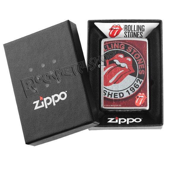 zapalniczka ZIPPO - ROLLING STONES NO. 5