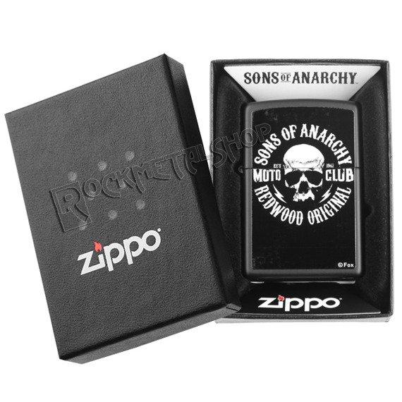 zapalniczka ZIPPO - SONS OF ANARCHY NO. 1
