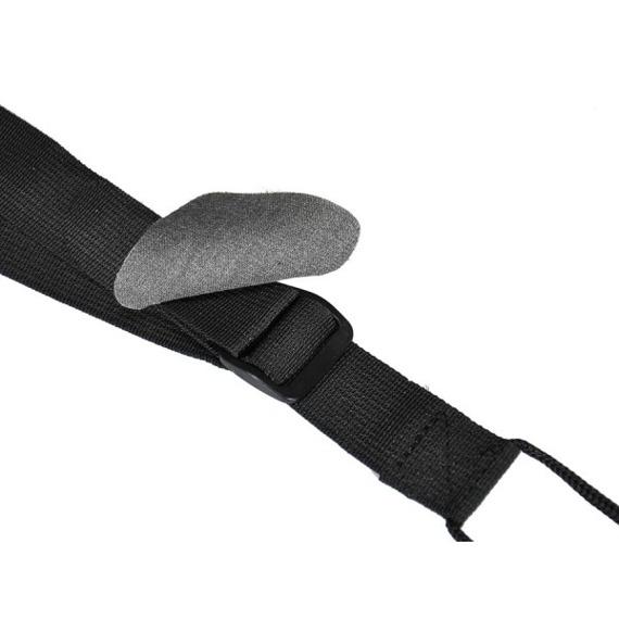 zawiesie / pasek do gitary klasycznej GAUCHO GST-30-BK 30mm