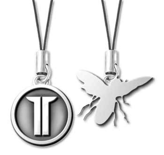 zawieszki do telefonu BILLY TALENT - DISC & WORKER BEE [PPC3] Alchemy Gothic