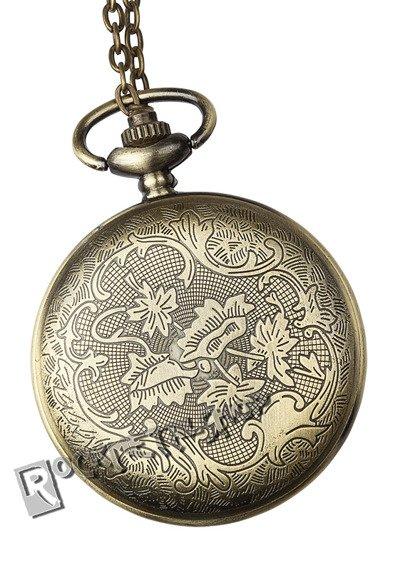 zegarek + łańcuszek na szyję VINTAGE TIME