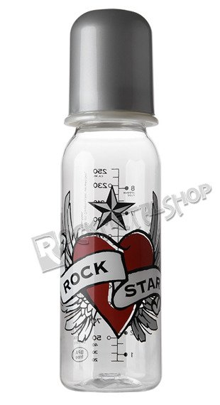 zestaw ROCK STAR BABY - HEART WINGS