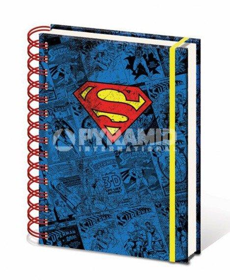 zeszyt SUPERMAN