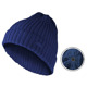czapka zimowa MASTERDIS - KMA BEANIE BASIC FLIP royal