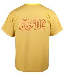 klapki japonki AC/DC (damskie, błękitne), Bioworld