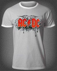 koszulka AC/DC - LOGO szara
