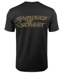 koszulka CARCASS - SYMPHONIES OF SICKNESS