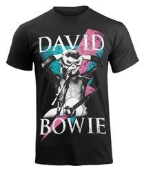 koszulka DAVID BOWIE - THUNDER
