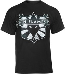 koszulka IN FLAMES - LOGO
