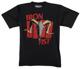 koszulka IRON FIST - DAMAGED 77 (BLACK)