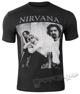 koszulka NIRVANA - B W SITTING PHOTO