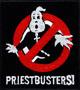 naszywka PRIESTBUSTERS